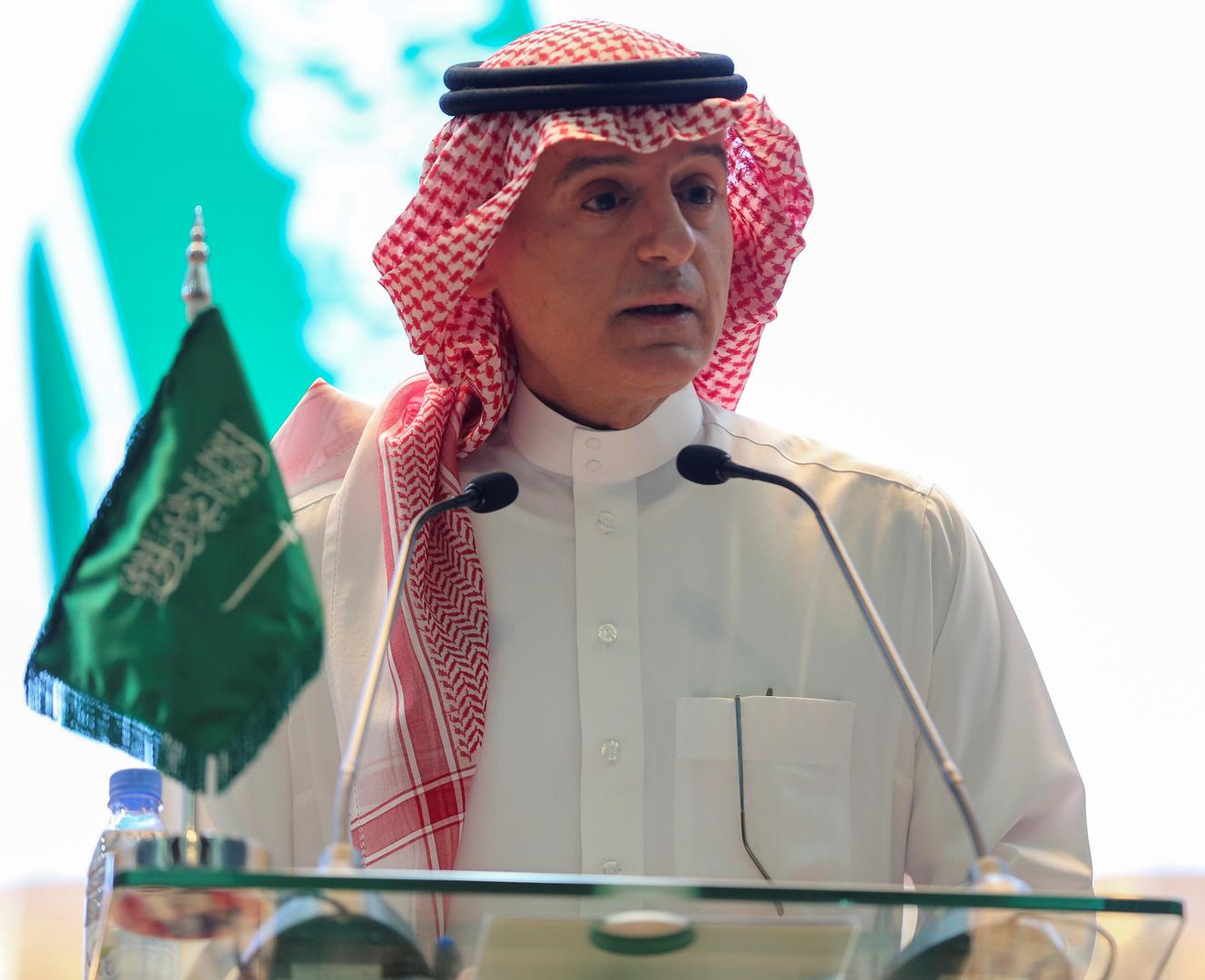 وزير الدولة للشؤون الخارجية السعودي عادل الجبير