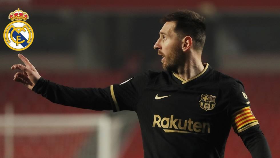 مفتاح تحقيق حلم ريال مدريد في يد ميسي