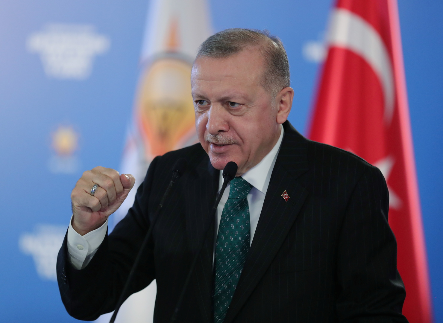 Erdogan congratulates the exiled and Dabaiba on their choice to lead the executive authority in Libya