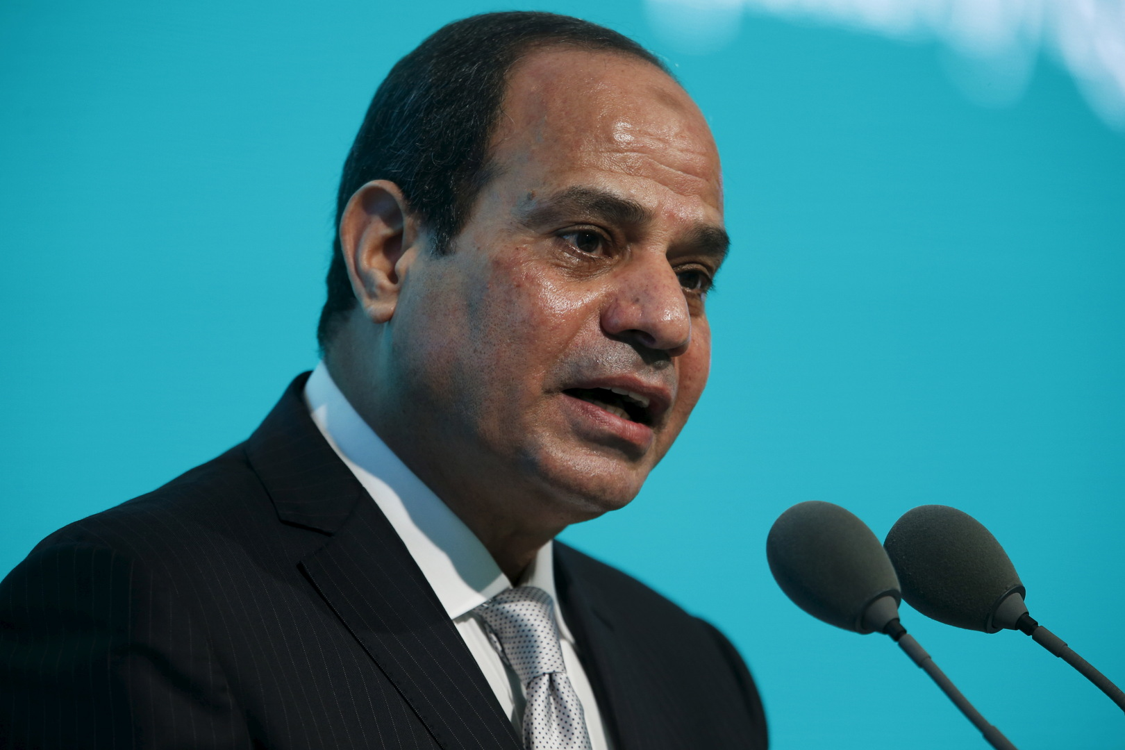 Al-Sisi: The revolution that took place on January 25, 2011 is not over yet