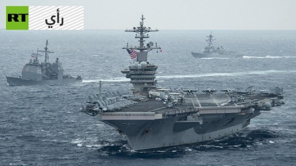 الحرب الأمريكية الروسية يمكن أن تبدأ خلال عامين وربما الربيع المقبل