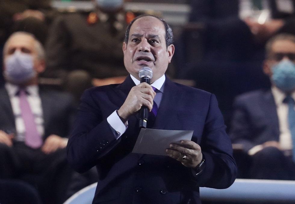 السيسي: أمن الخليج أحد الثوابت الراسخة للسياسة المصرية