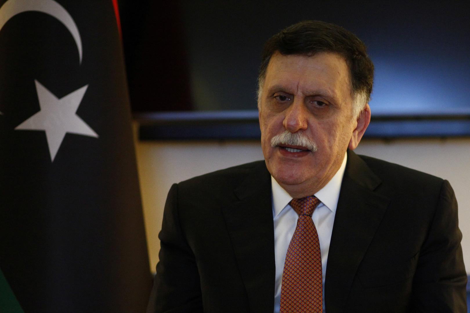 ليبيا..السراج يبحث مستجدات وضع البلاد مع المبعوث الأممي الجديد