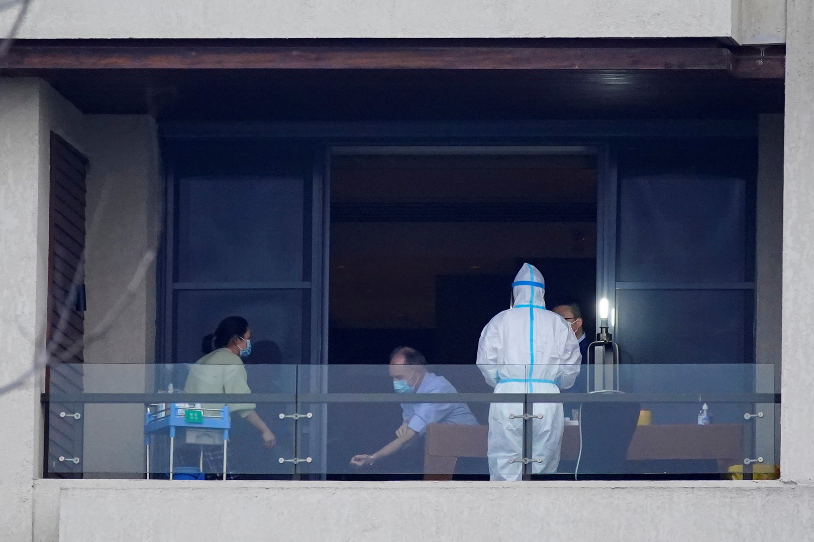تصريح لخبراء منظمة الصحة العالمية حول منشأ الوباء