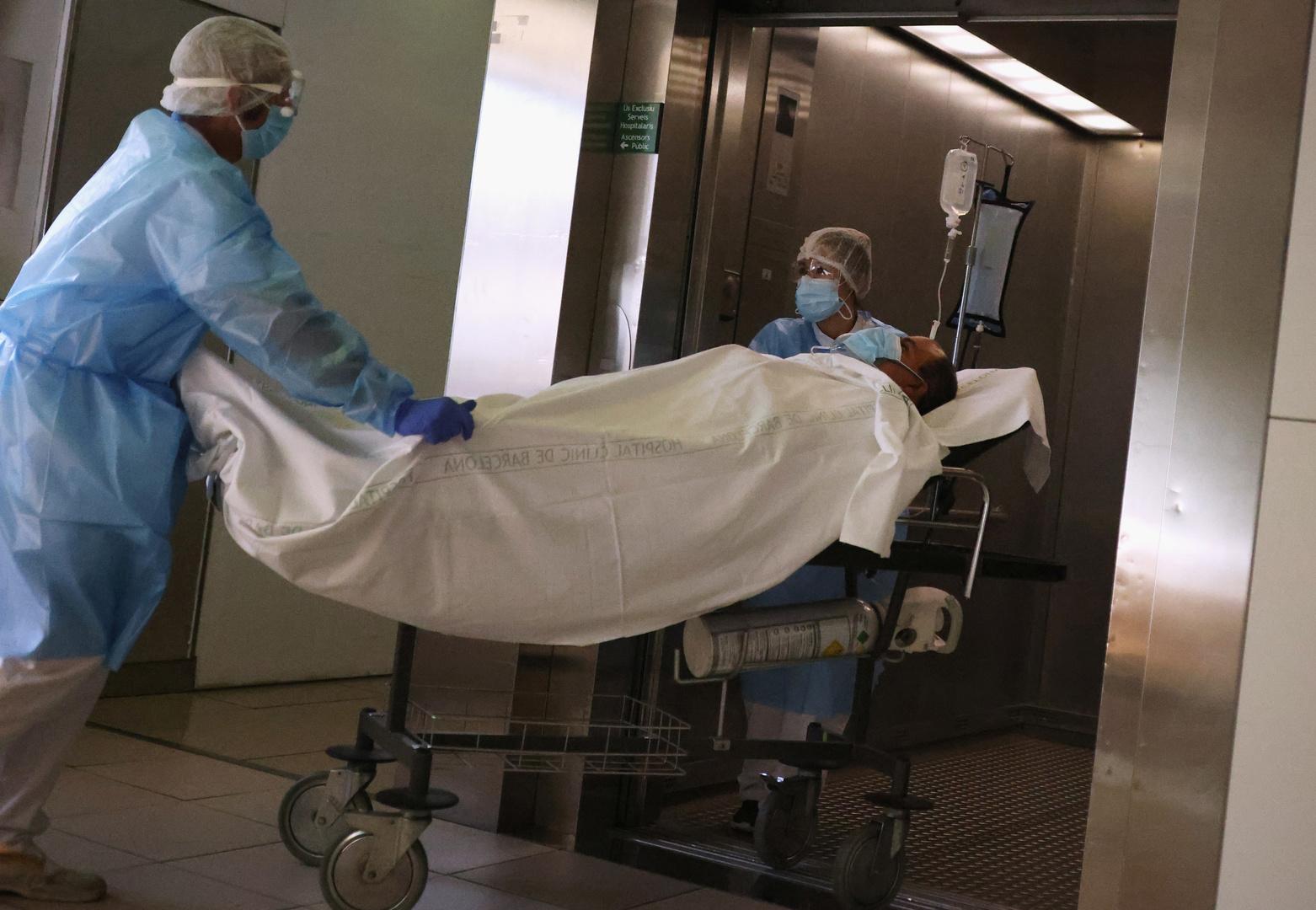 إسبانيا تتجاوز عتبة 3 ملايين إصابة بفيروس كورونا