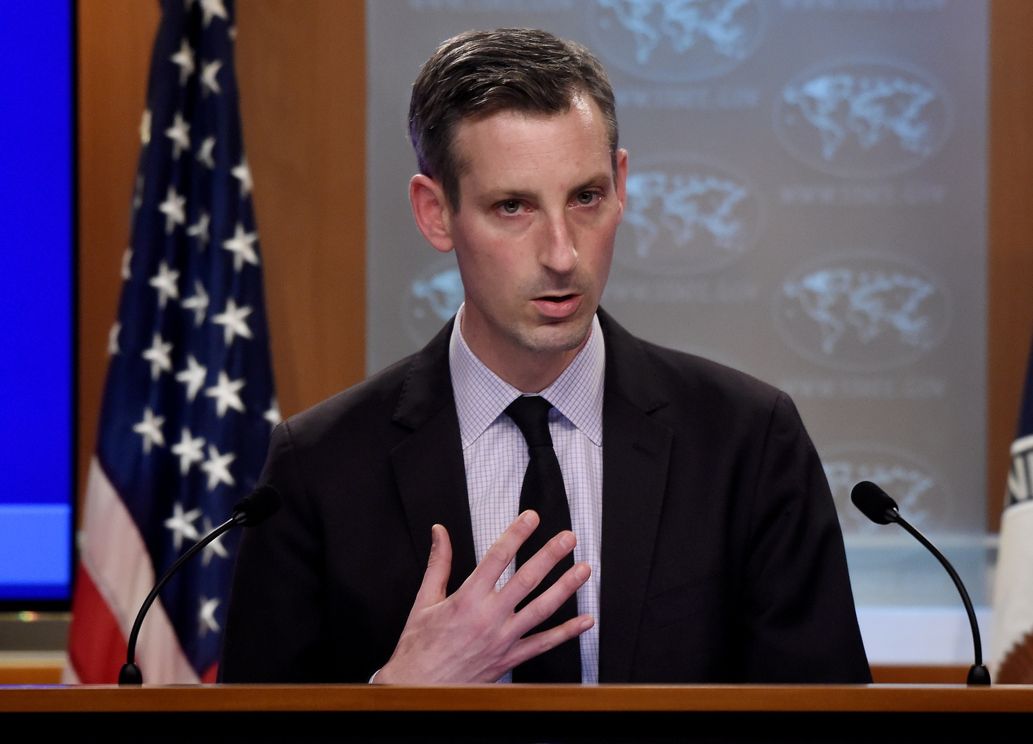 Washington is concerned about the lack of agreement on elections in Somalia