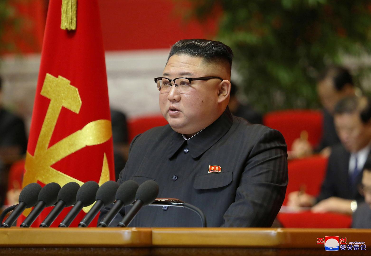 كيم جونغ أون يحدد الخطوط العريضة لسياسة بلاده الخارجية