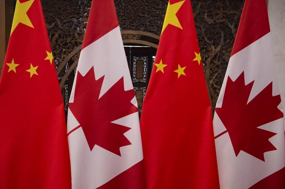الصين تدعو سياسيين كنديين إلى التوقف عن