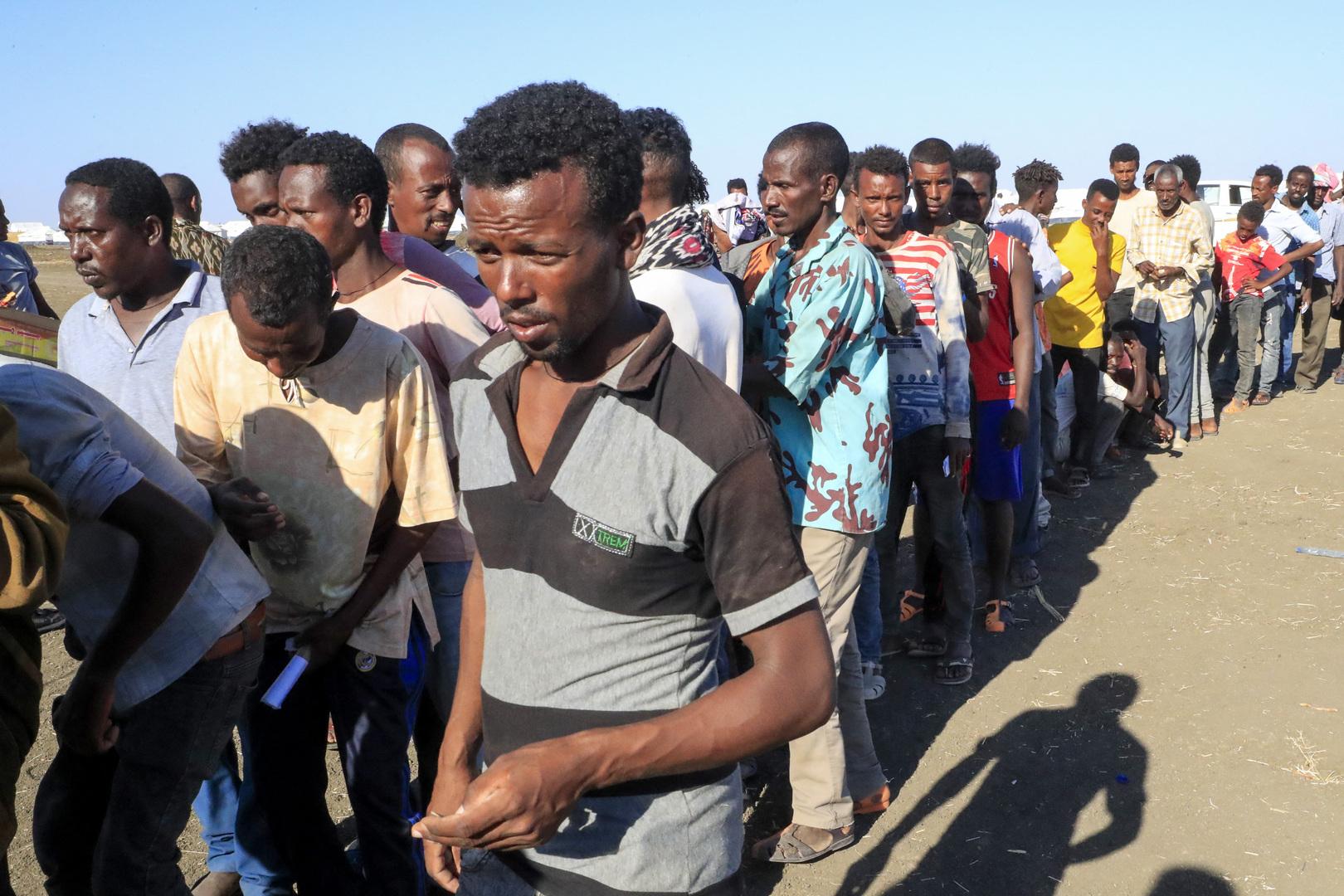 الجوع في إقليم تيغراي الإثيوبي
