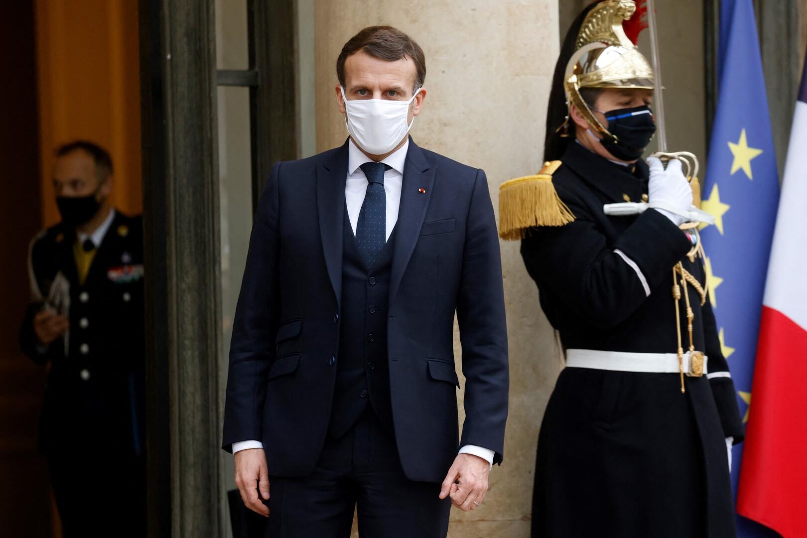 وسائل إعلام لبنانية: الإليزيه يناقش مسألة أن تسمي باريس وزيري العدل والداخلية في الحكومة اللبنانية