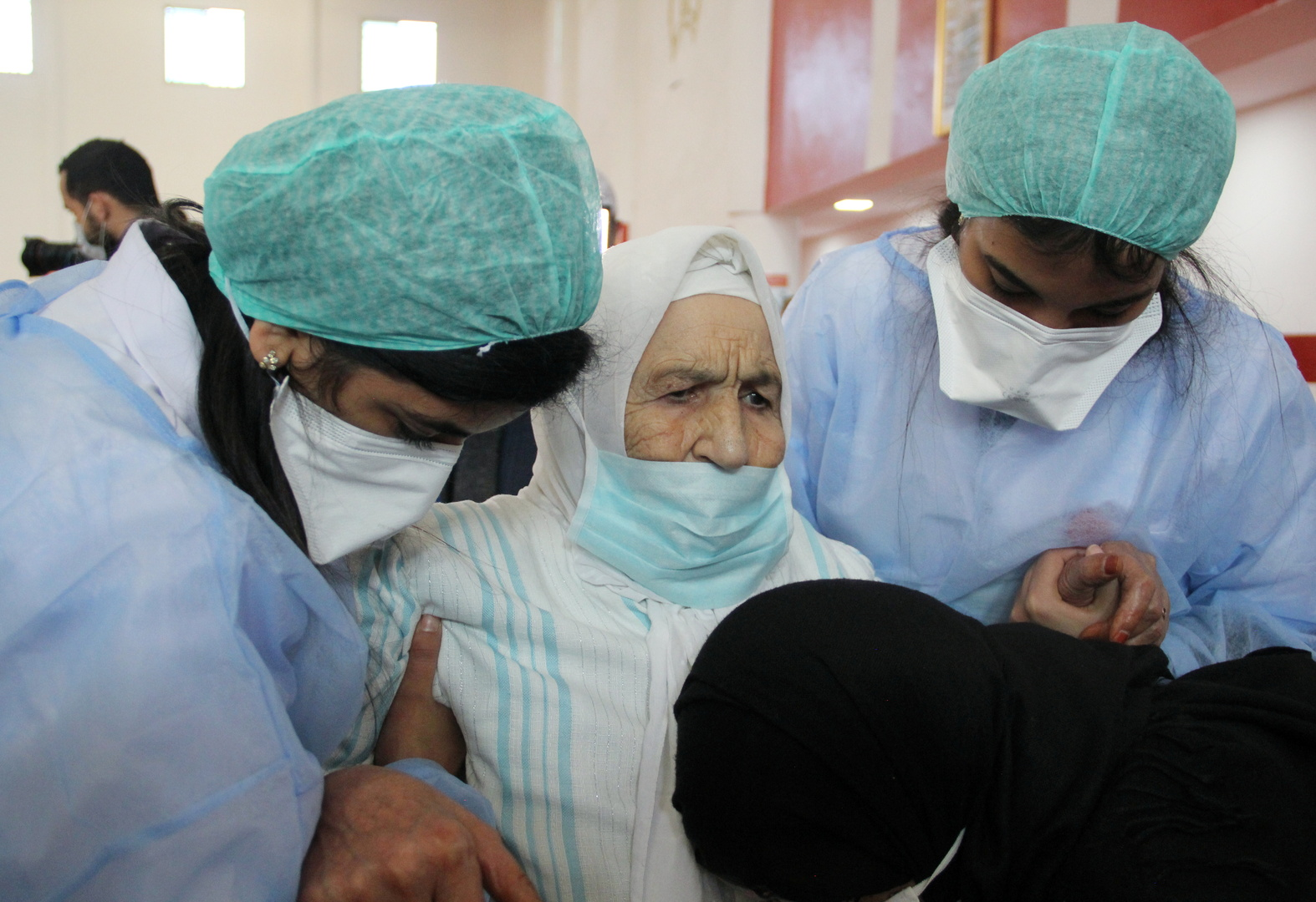 Morocco ... more than 746 thousand beneficiaries of the Coronavirus vaccination