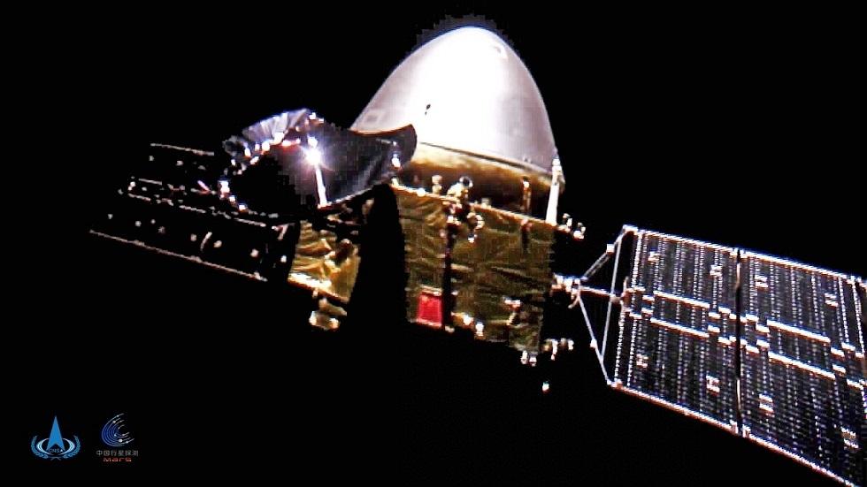 المسبار الصيني Tianwen 1 يصل بنجاح إلى مدار المريخ