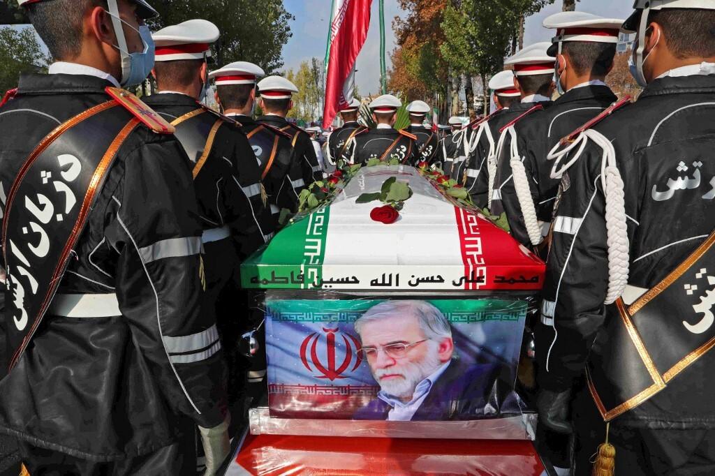 صحيفة: فخري زادة قتل بسلاح يزن طنا هربه الموساد الإسرائيلي