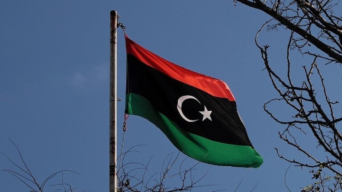 رئيس المجلس الرئاسي الليبي الجديد يوجه كلمة للشعب من مطار بنغازي