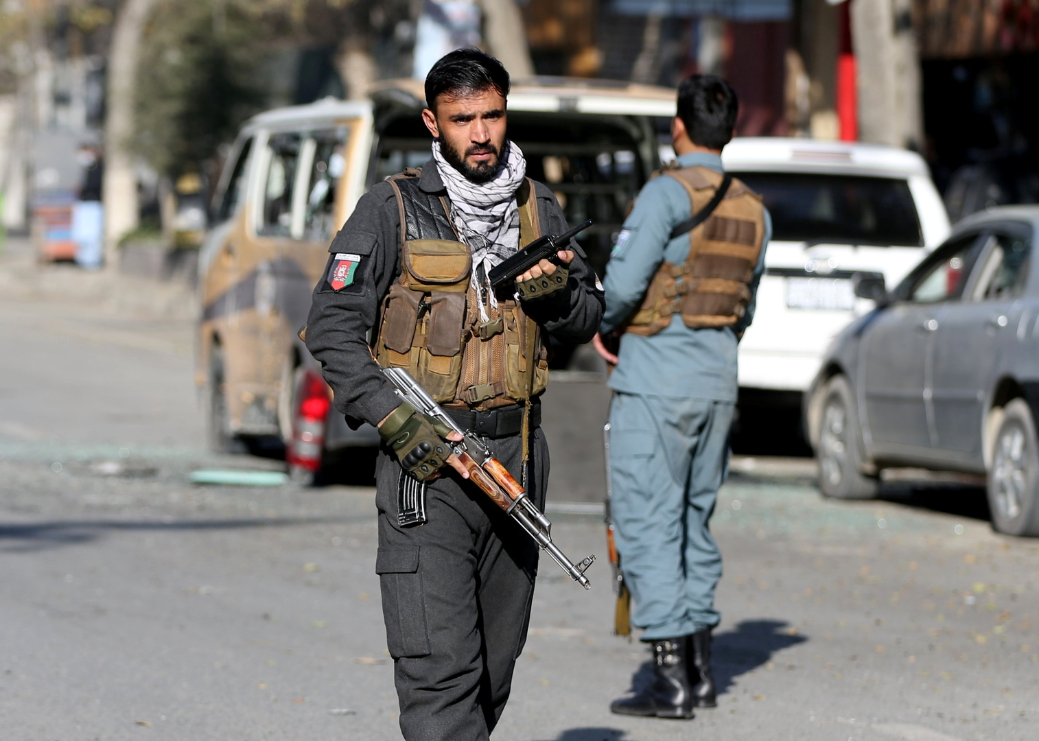 الجيش الأفغاني يعلن مقتل 27 مسلحا في غارات جوية