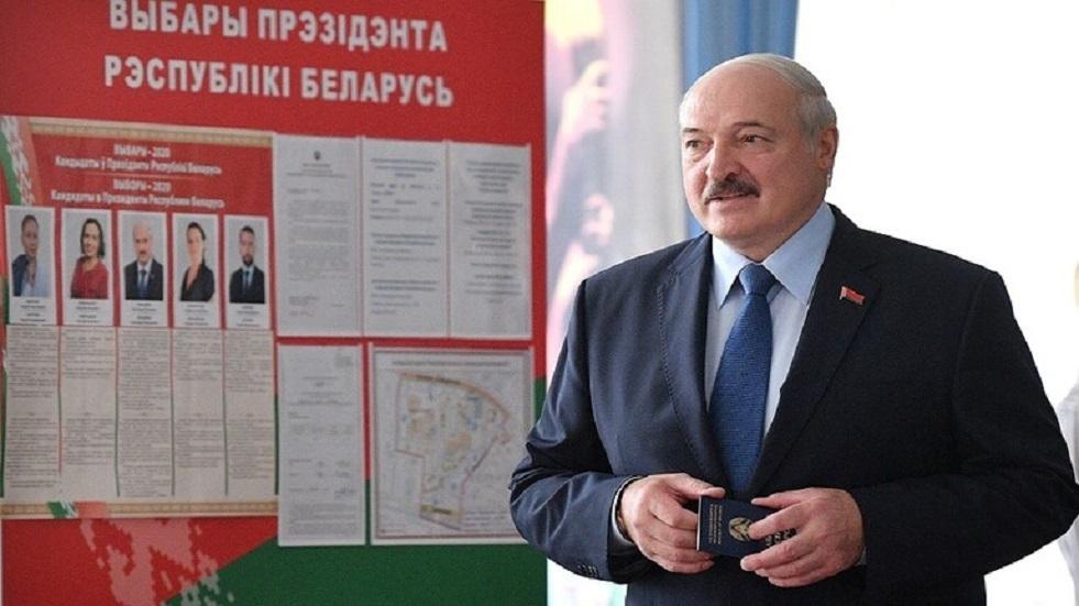 لوكاشينكو: بيلاروس تمر بلحظة تحول تشبه انهيار الاتحاد السوفيتي
