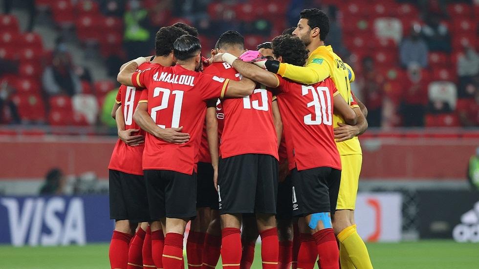 التشكيلة الأساسية لمواجهة الأهلي المصري وبالميراس البرازيلي في كأس العالم للأندية
