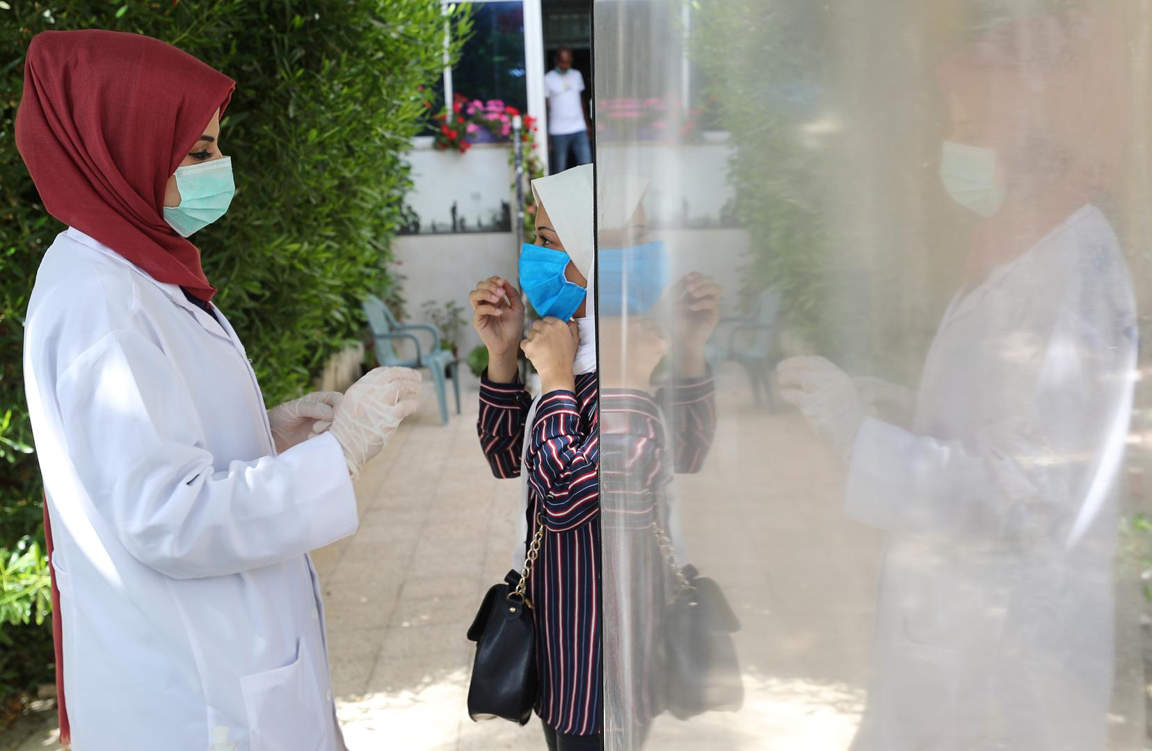 فلسطين: معدل المناعة الجماعية ضد كورونا 40%