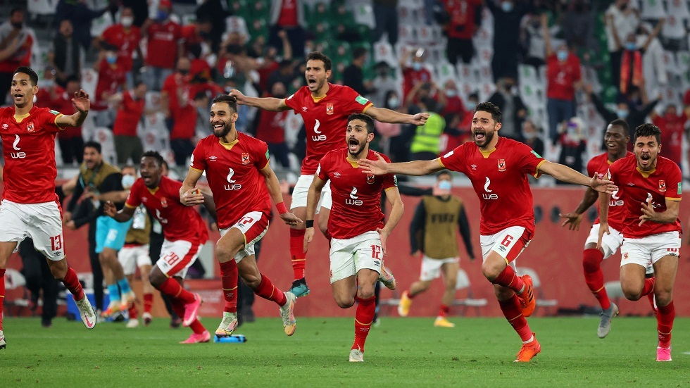 Al-Ahly of Egypt wins the World Cup bronze at the expense of Brazilian Palmeiras on penalties