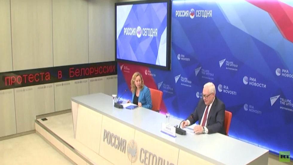 موسكو تدعو واشنطن للتعاون في الحد من التسلح