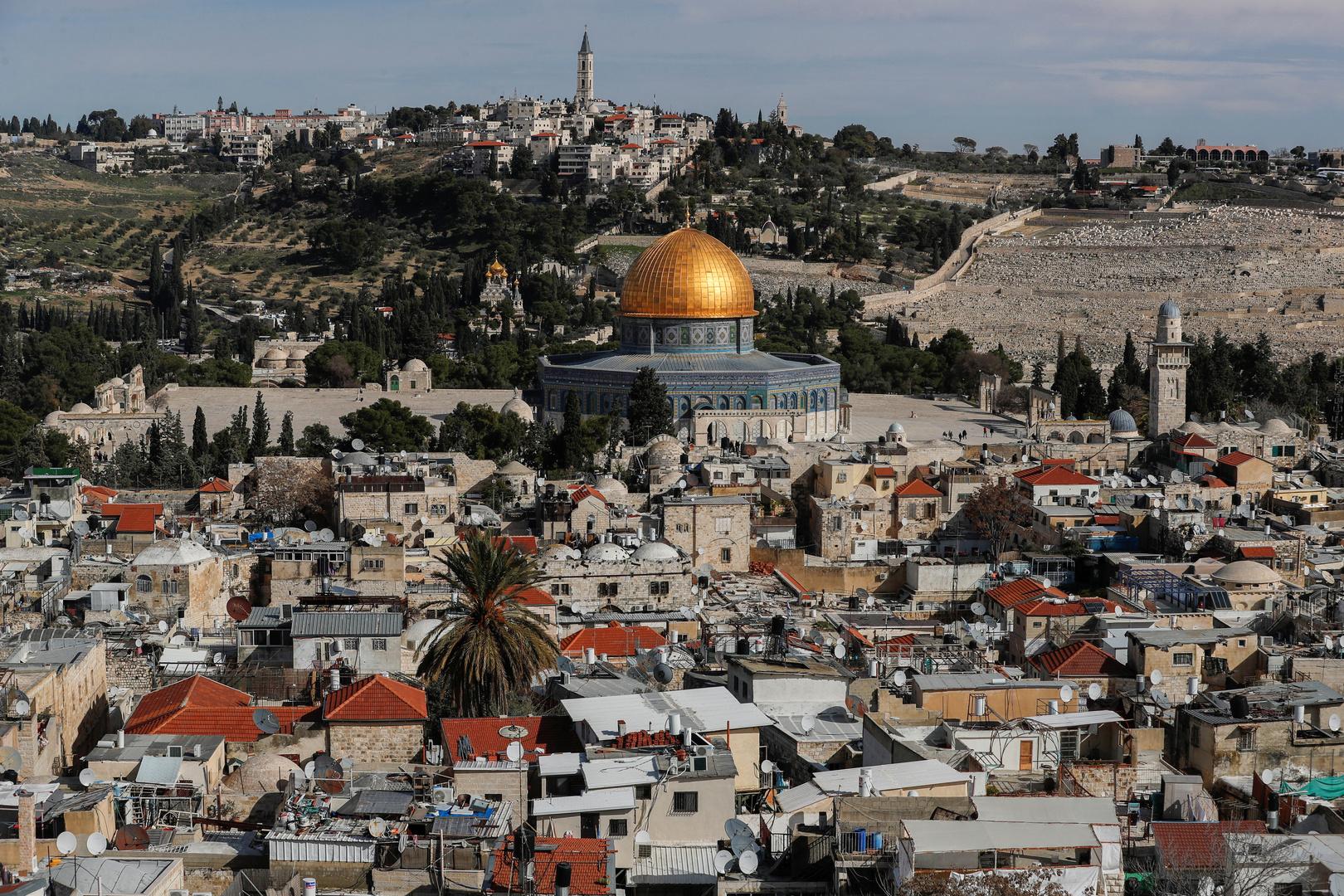 واشنطن: صفة القدس جزء من قضية الوضع النهائي