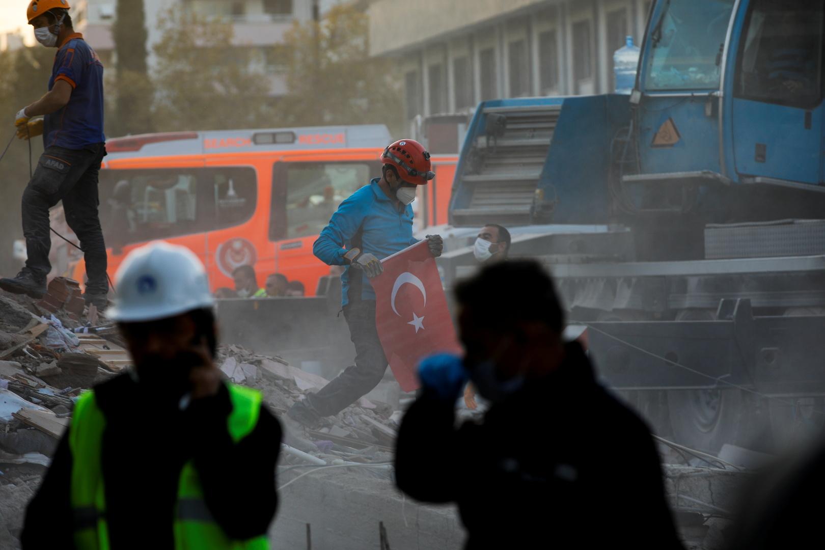 زلزال بقوة 4.5 درجات يضرب شمال تركيا