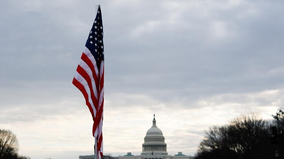 الولايات المتحدة على وشك ظهور