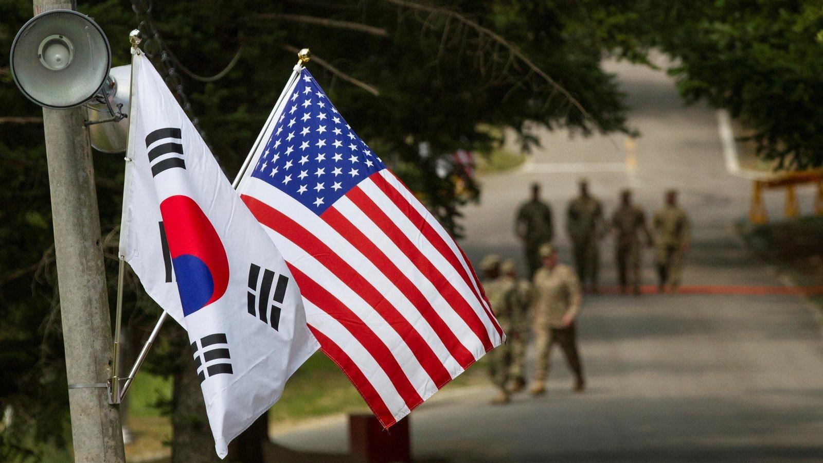 وزيرا خارجية أمريكا وكوريا الجنوبية يناقشان الأوضاع في كوريا الشمالية وميانمار