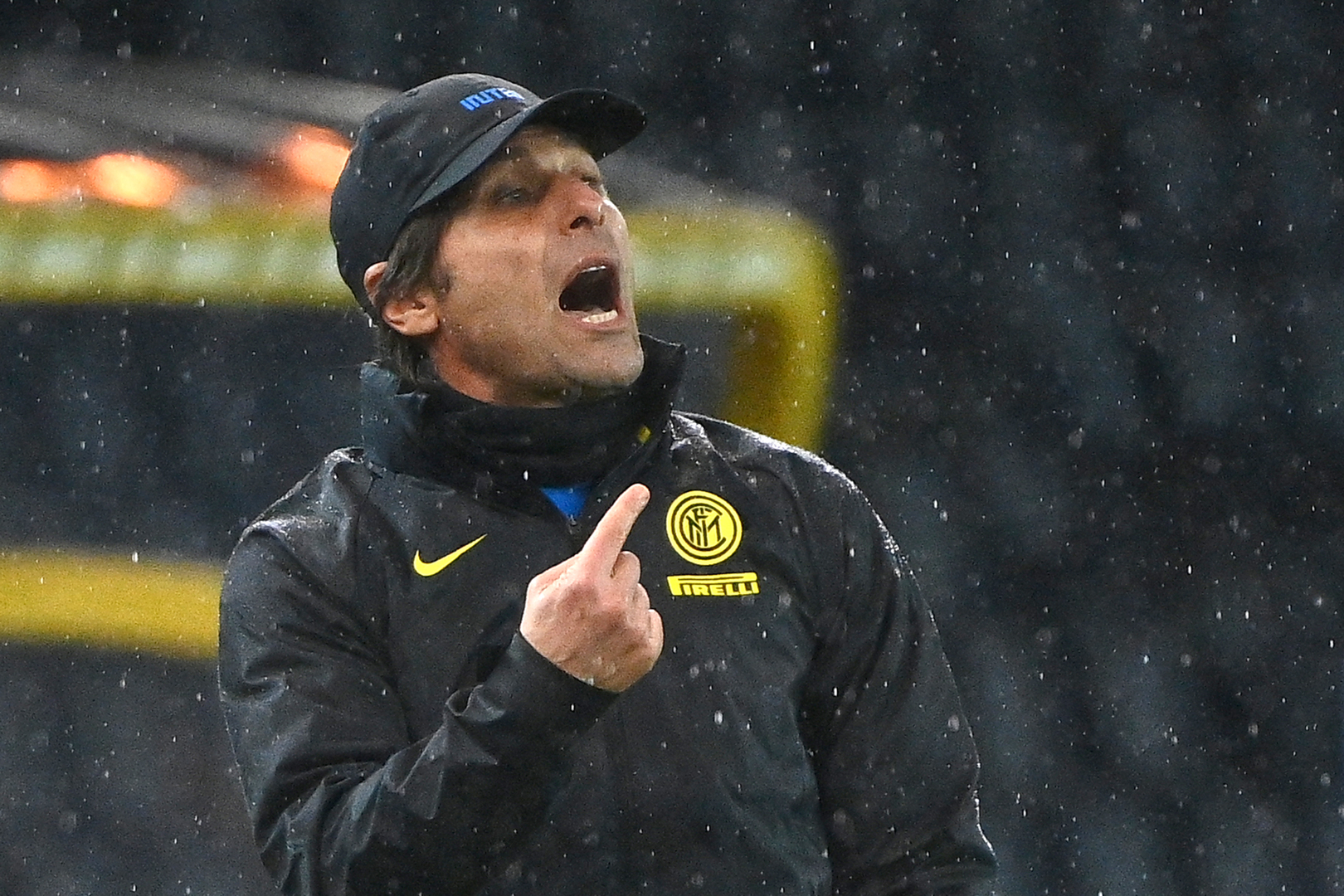 Conte refuses to receive