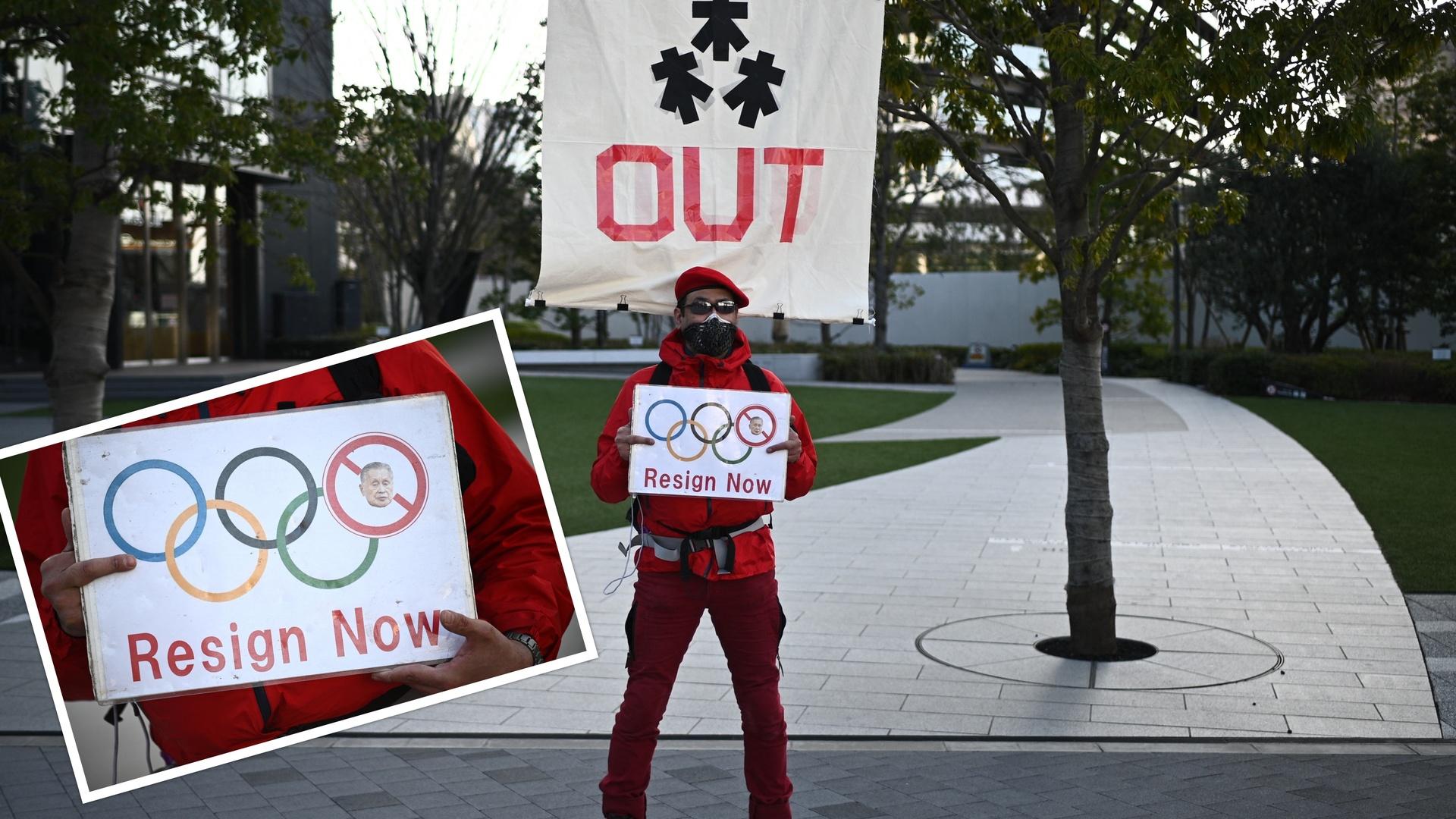 استقالة رئيس اللجنة المنظمة لأولمبياد طوكيو على خلفية تصريحات مسيئة للنساء