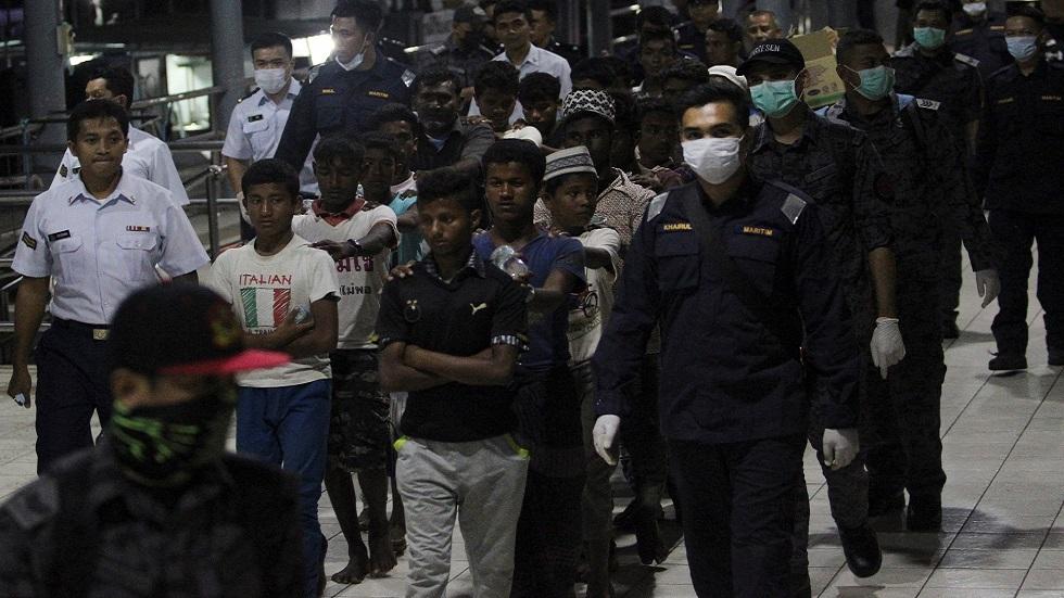 الأمم المتحدة: على ماليزيا عدم ترحيل لاجئي ميانمار