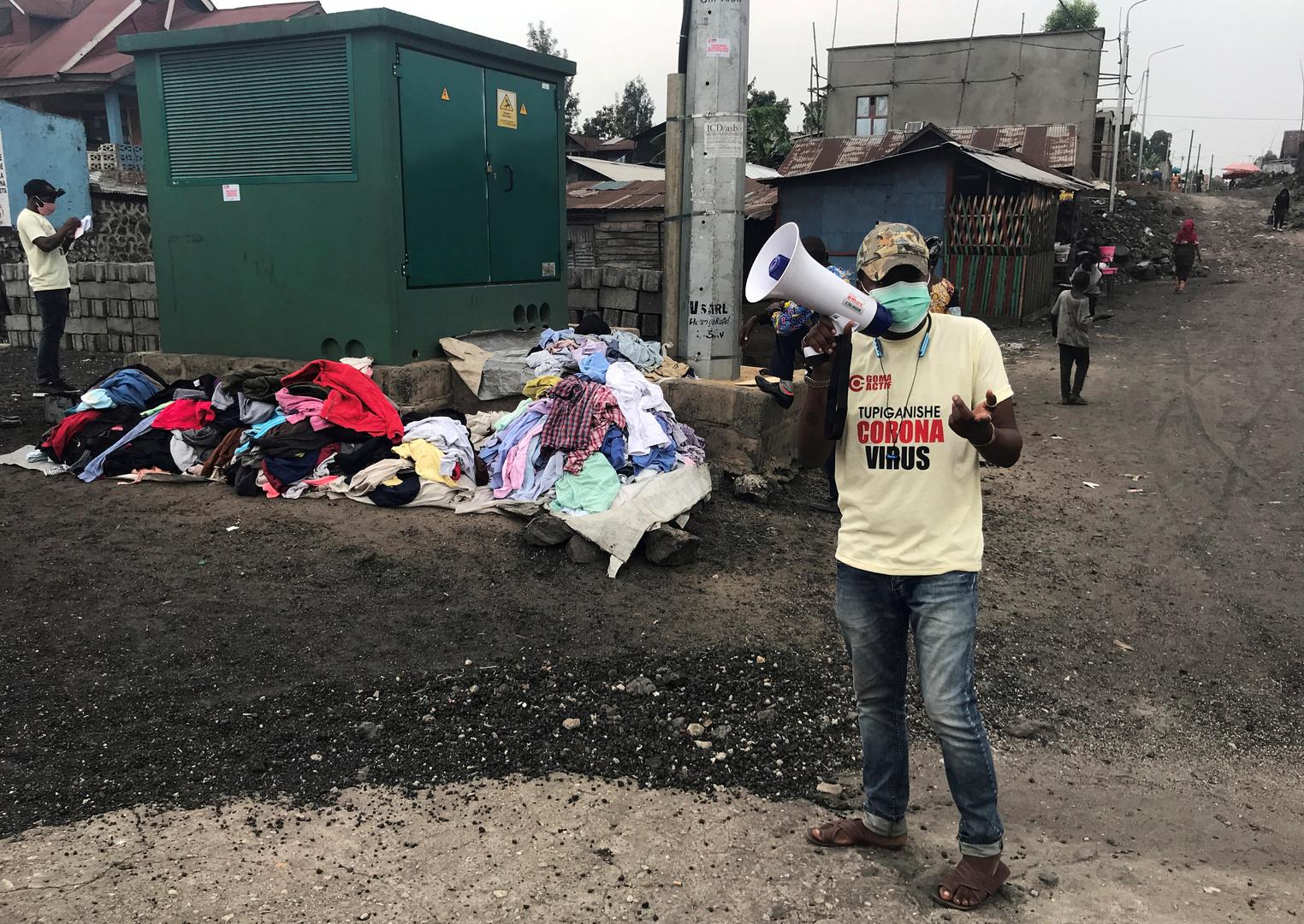 الكونغو الديمقراطية تسجل ثالث إصابة بإيبولا خلال أسبوع