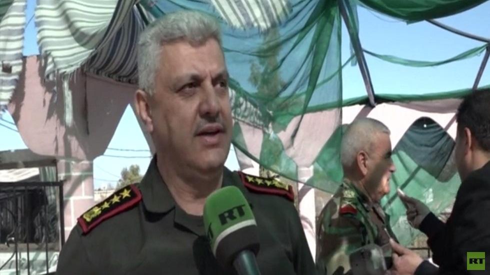 اتفاق مصالحة في مدينة طفس بريف درعا السورية