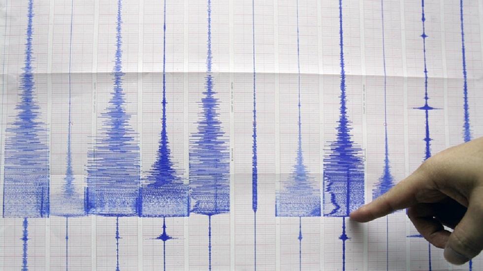 زلزال بقوة 4.7 درجة يضرب محيط يريفان