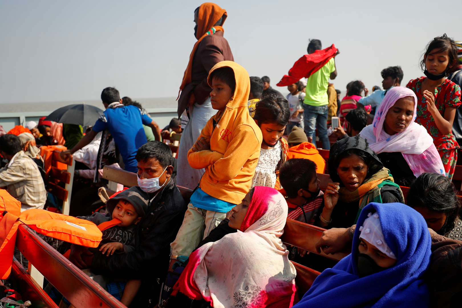 Myanmar .. Rohingya fear the return of the military to power
