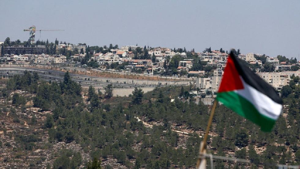 الضفة الغربية فلسطين - أرشيف