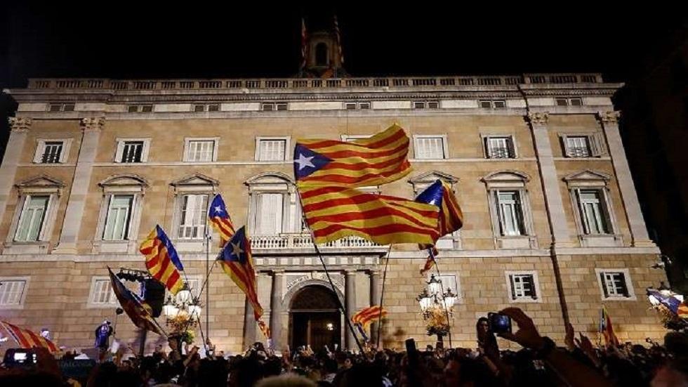 إقليم كتالونيا الإسباني - أرشيف