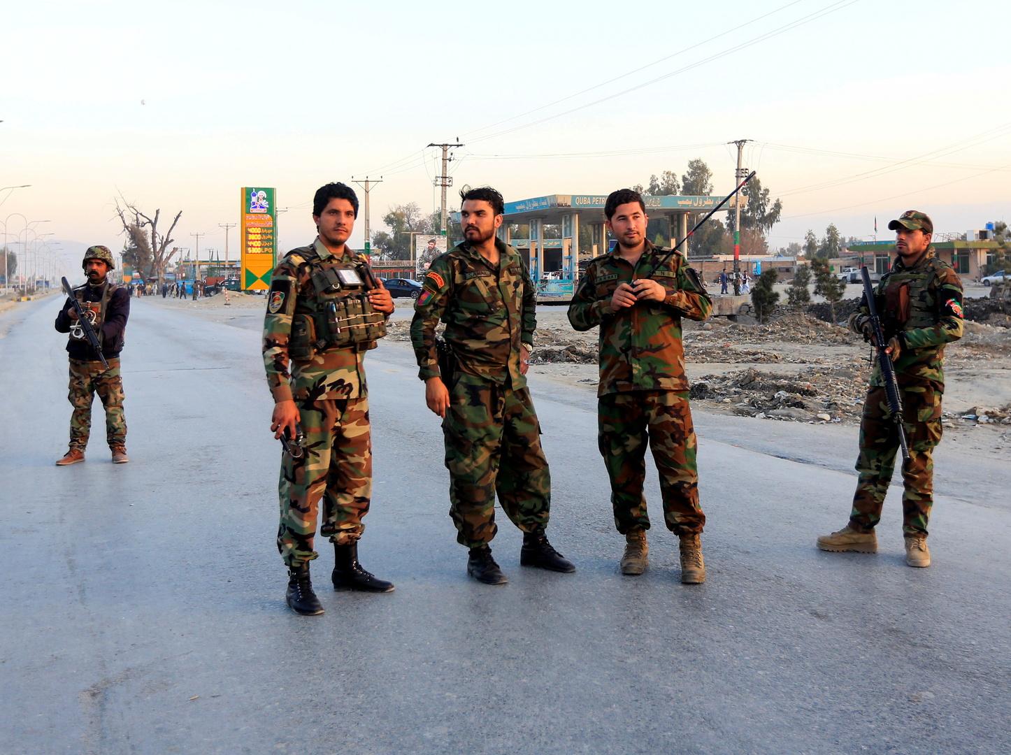 مقتل 4 جنود نظاميين أفغان و5 مسلحين في معركة بإقليم تخار