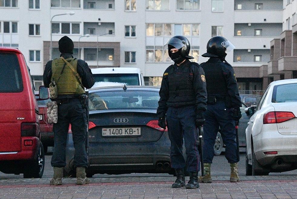 داخلية بيلاروس تكشف سبب احتجاز مشاركين في حفلة موسيقية