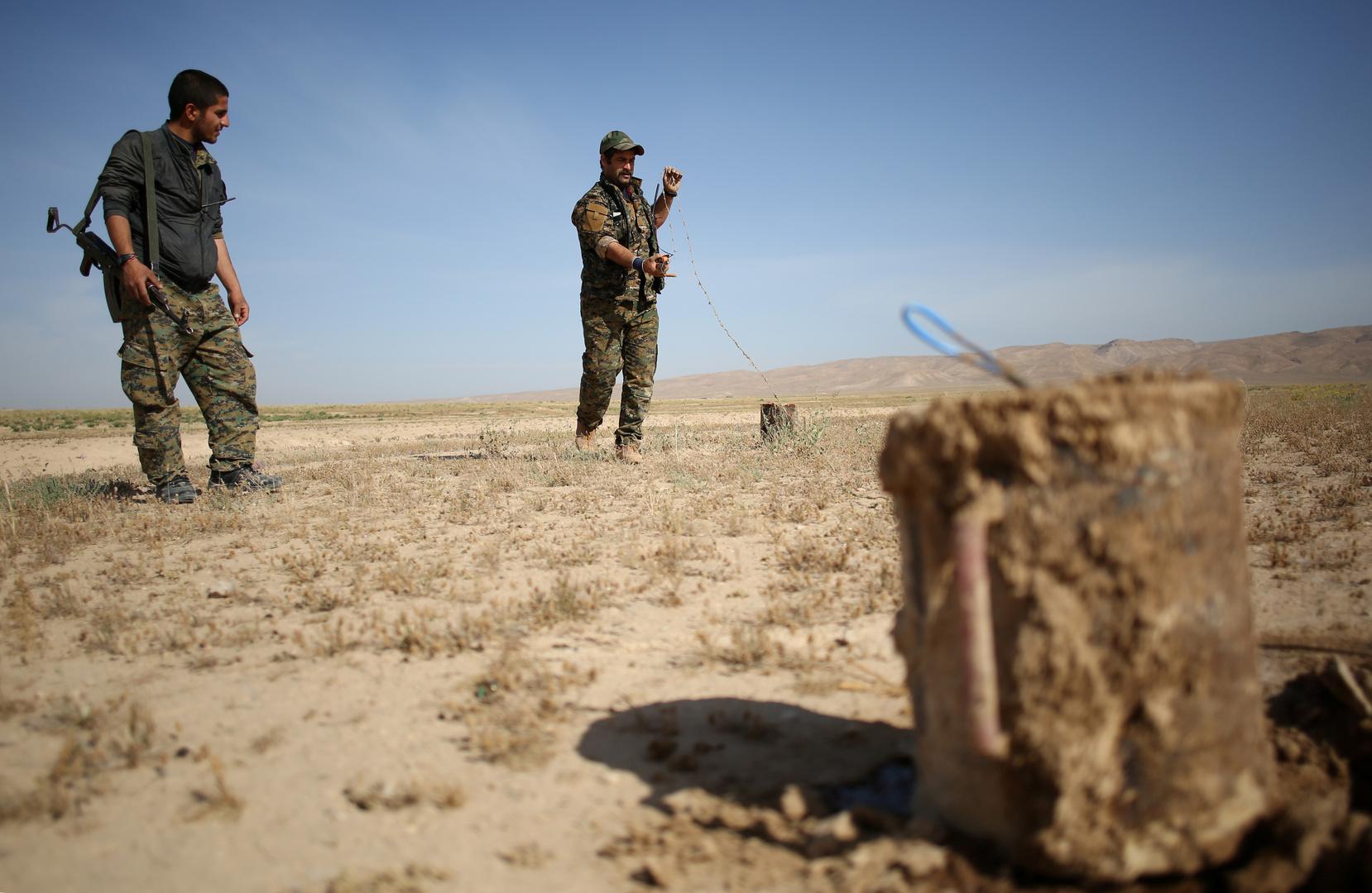 حزب العمال الكردستاني يصدر بيانا بشأن اكتشاف جثث 13 تركيا في شمال العراق