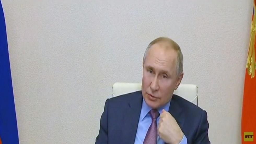 بوتين: بعض الدول منزعجة من نجاحات روسيا
