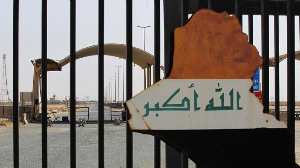 العثور على طائرة مسيرة وصاروخين على الحدود العراقية السورية