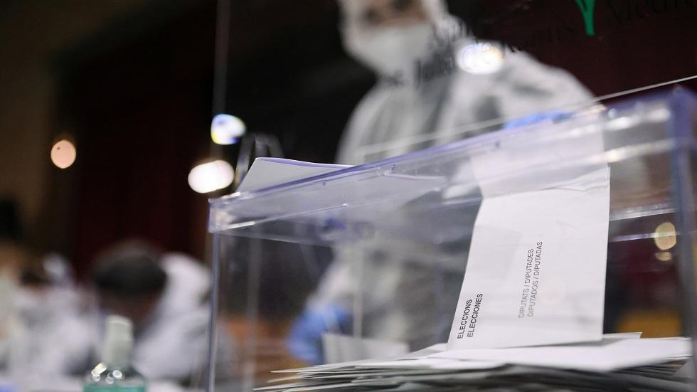 الانتخابات في إقليم كتالونيا الإسباني