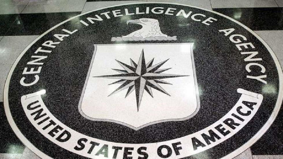 وكالة الاستخبارات الأمريكية