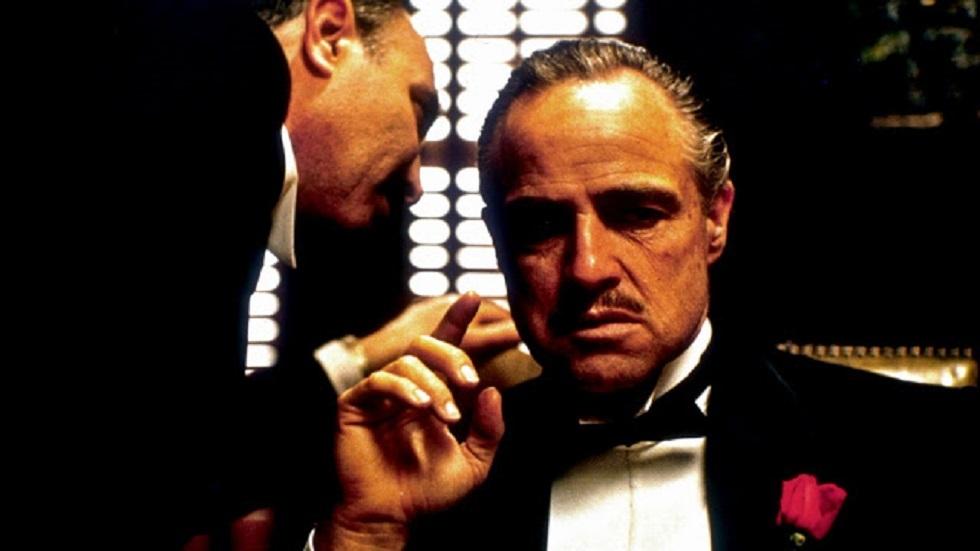 صورة تعبيرية (الممثل الأمريكي مارلون براندو في شخصية دون كارليوني من فيلم