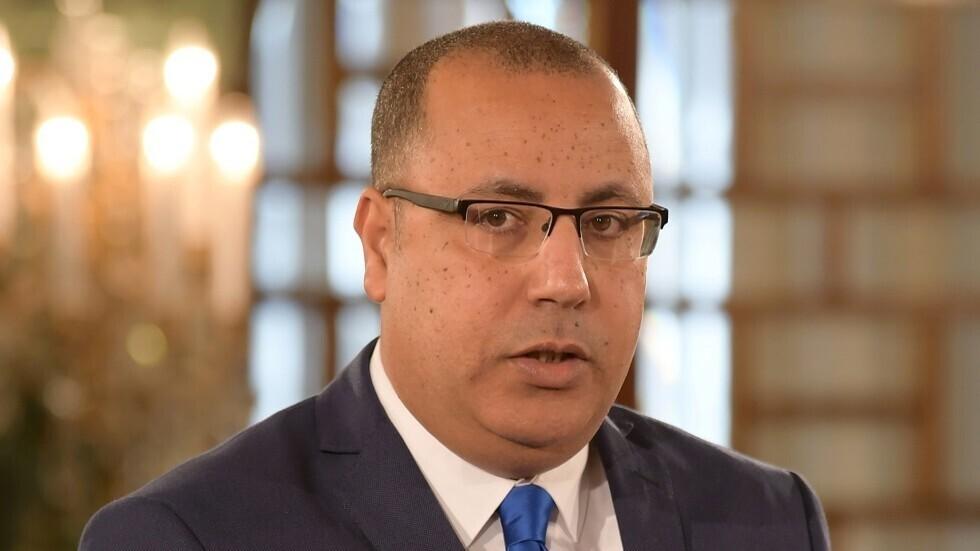 رئيس حكومة تونس هشام المشيشي