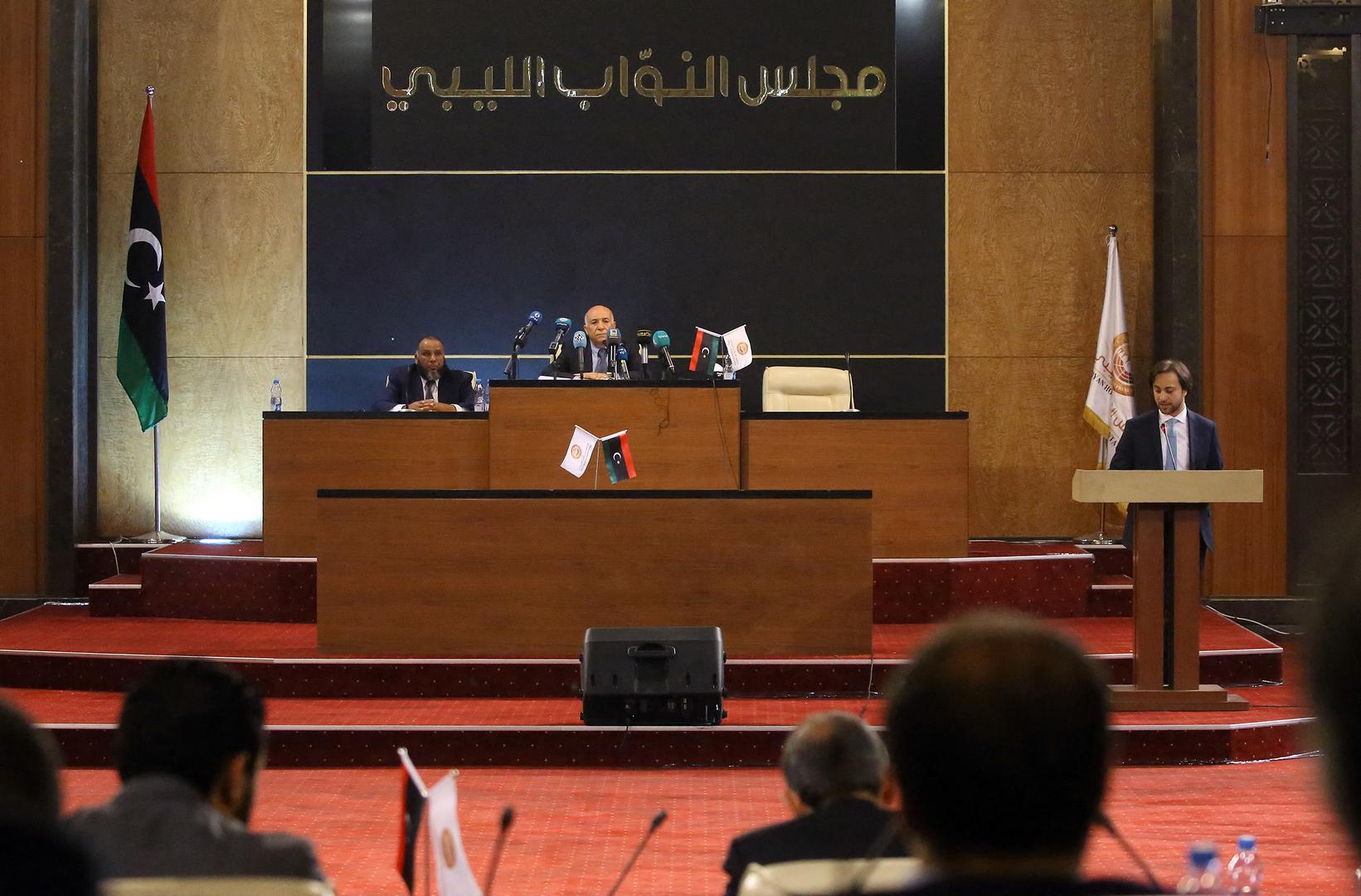 مراسلنا: مجلس النواب الليبي يقرر الاجتماع في سرت لمنح الثقة للحكومة الجديدة