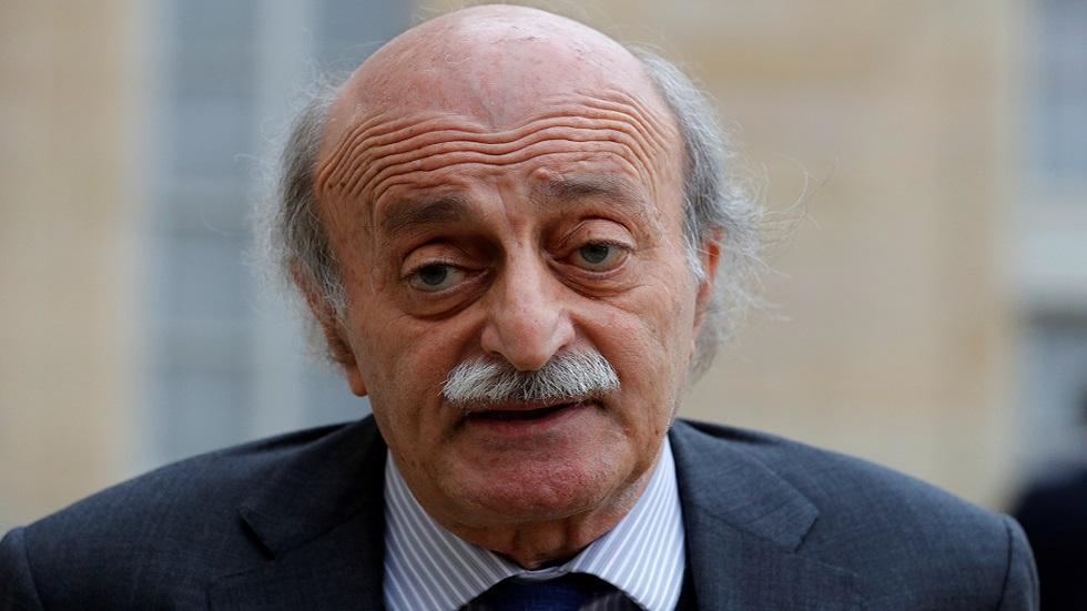 بوغدانوف وجنبلاط يبحثان ملف تشكيل الحكومة اللبنانية