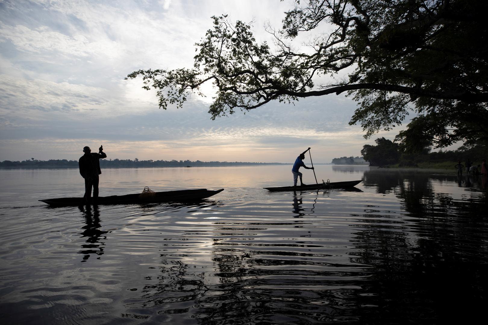 مقتل 60 شخصا على الأقل بحادث عبارة في نهر الكونغو