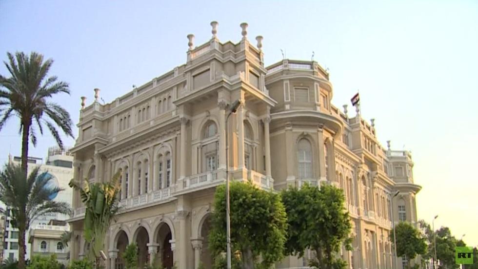 وفد مصري يبحث في طرابلس إعادة فتح السفارة